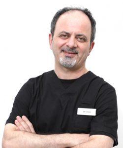 "Dr. Farzad ""Frank"" General Dentist At Quad Dental"